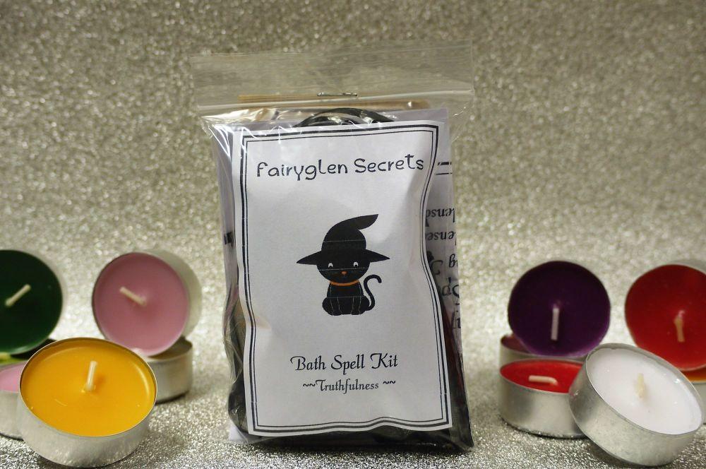 Truthfulness - Bath spell kit