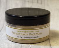 Clay Face Mask Fullers Earth