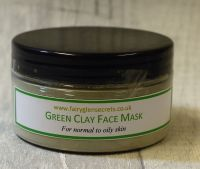 Clay Face Mask Green Clay