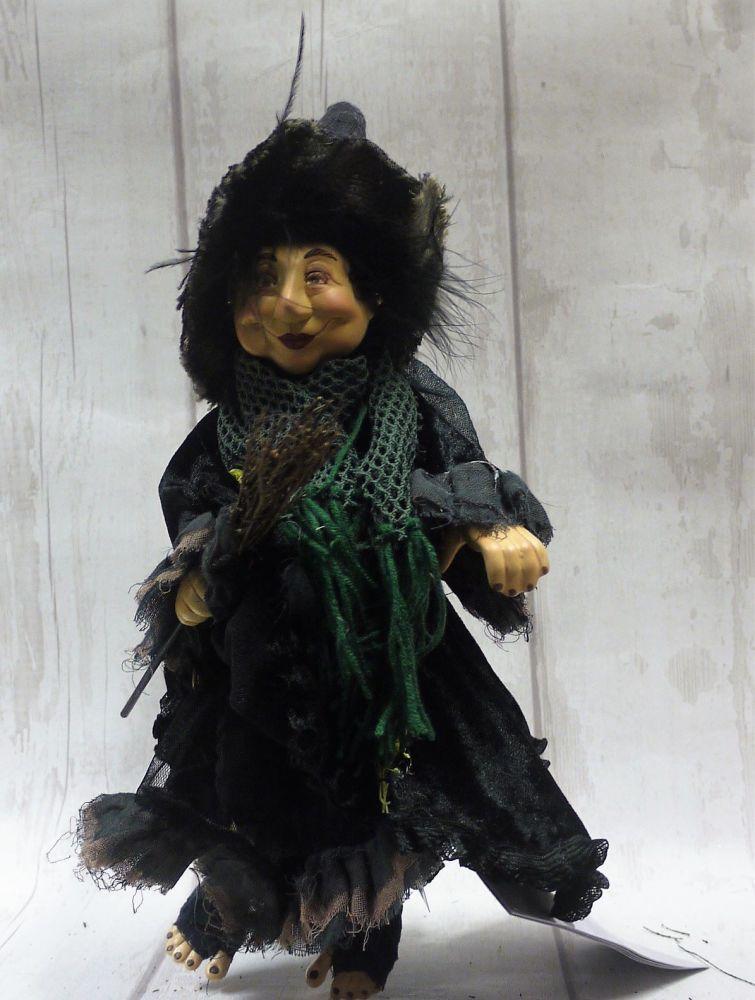 Rosemary - flying/sitting - Green - 35cm