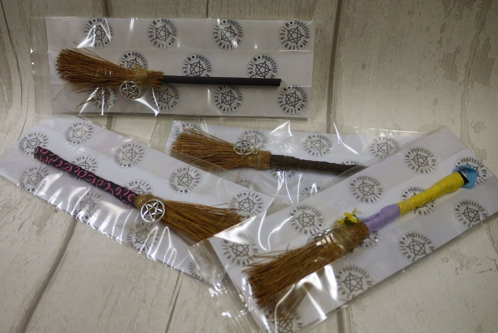 Mini Besom Brooms