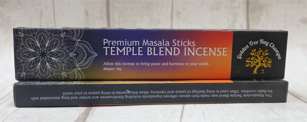 Golden tree Nag Champa