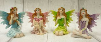 6.5cm glen whispers fairies