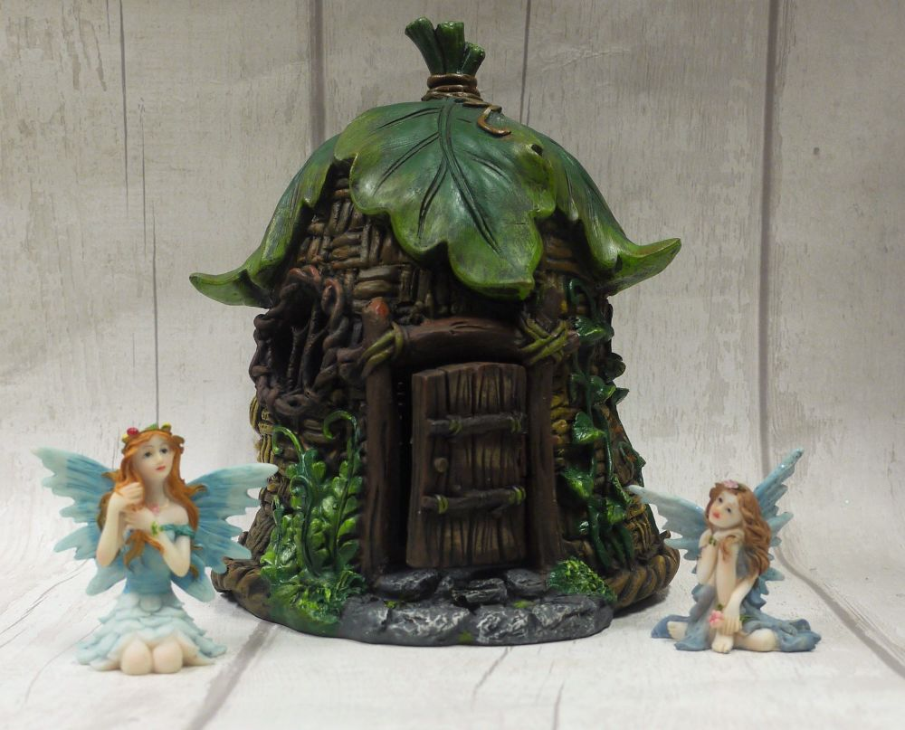 Leaf loft fairy dwelling
