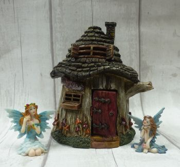 Fairy Tree House Dwelling