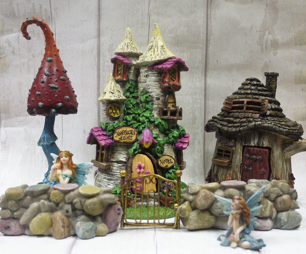 Fairyglen village