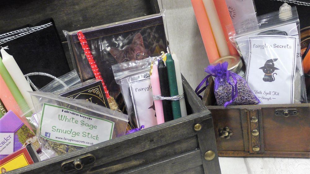 Pagan/Wiccan kits