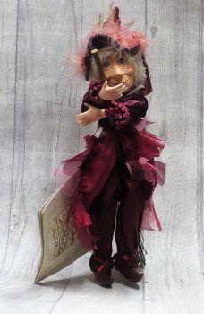 Phoebe 30cm Red