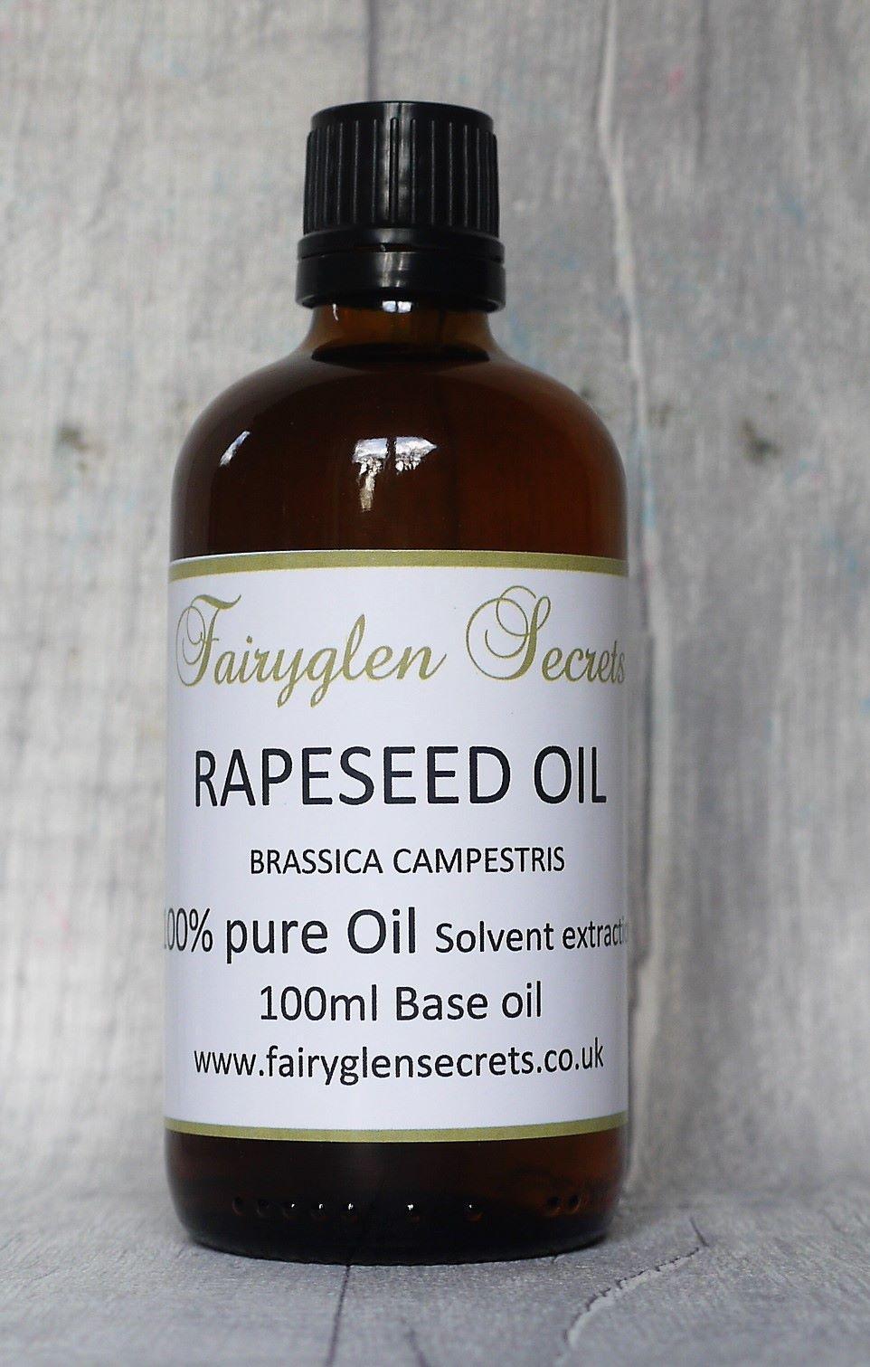 Rapeseed Base Oil