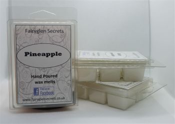 """Pineapple"" Fragranced wax melts"