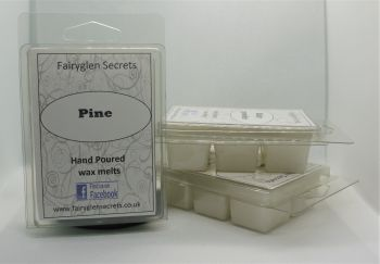 """Pine Forrest"" Fragranced wax melts"