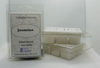 """Jasmine"" fragranced wax melts"