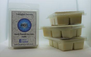 """Angel"" inspired Fragrance soy wax melts"