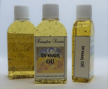 Dream Spell Oil for Lucid Dreaming