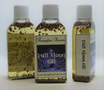Full Moon Oil for Intuition and Power