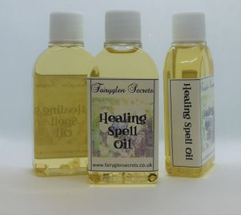 Healing spell oil for Health and Well Being