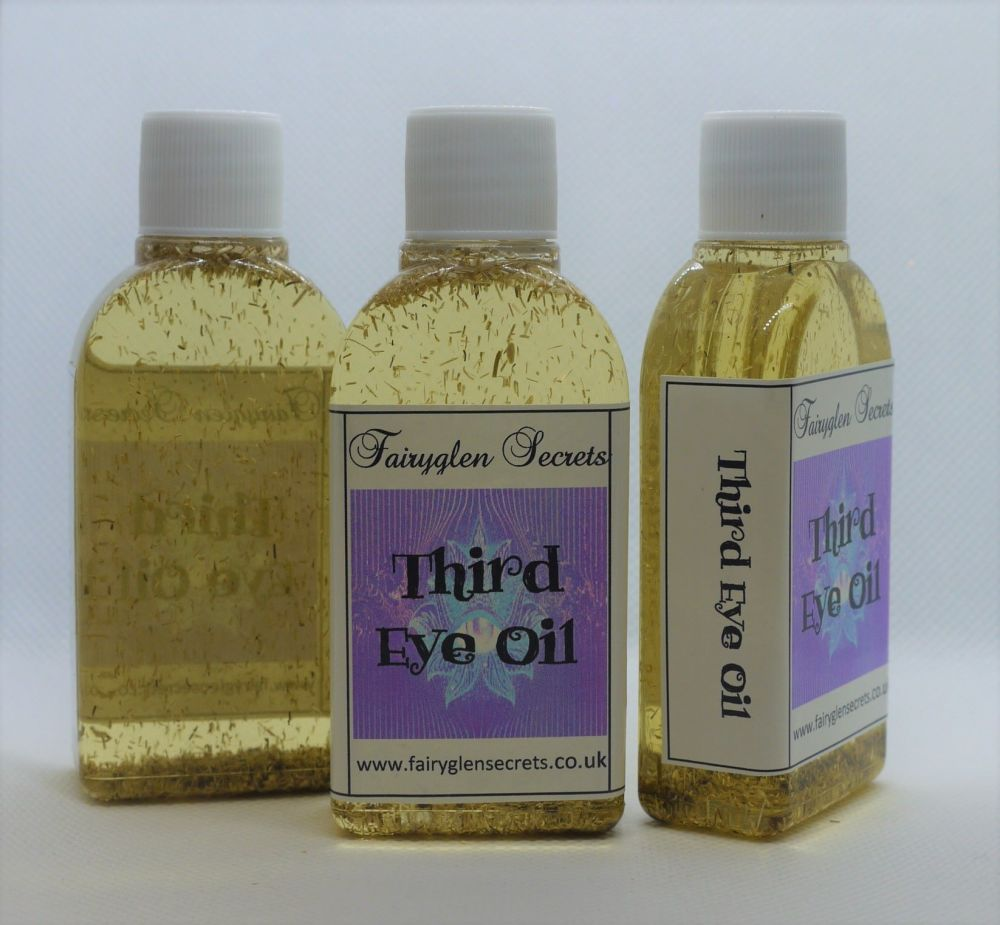 Third Eye Oil for Psychic Powers