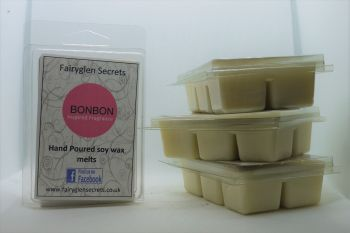 """Bon Bon"" Inspired Fragrance soy wax melts"