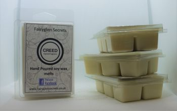 """Creed"" inspired Fragrance Soy Wax melts"