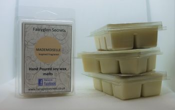 """Mademoiselle"" Inspired Fragrance Soy Wax melts"