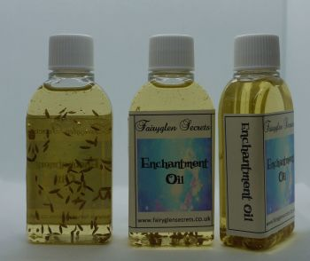 Enchantment Oil to Help Become Calmer and Happier
