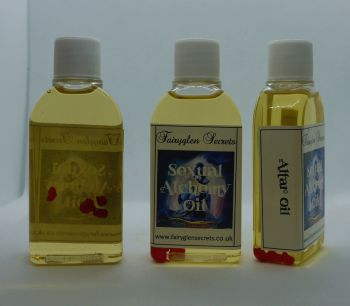 Sexual Alchemy Oil for Lust and Passion