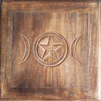 New Tripple moom altar table