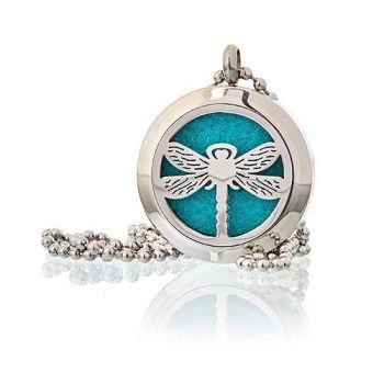 Dragonfly - Aromatherapy Diffuser Necklace
