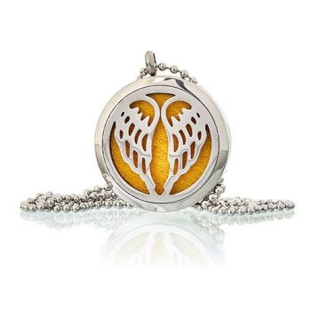 Angel Wings - Aromatherapy Diffuser Necklace