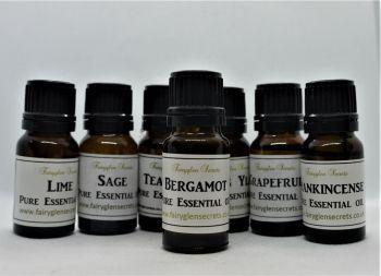 10ml Bergamot Pure Essential Oil