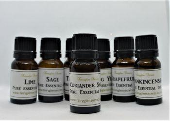 10ml Corriander seed Pure Essential Oil