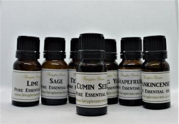 10ml Cumin Seed Pure Essential Oil