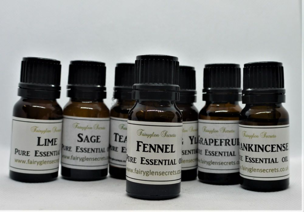 10ml Fennel Pure essential oil