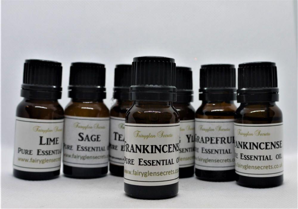 10ml Frankincense Pure Essential Oil