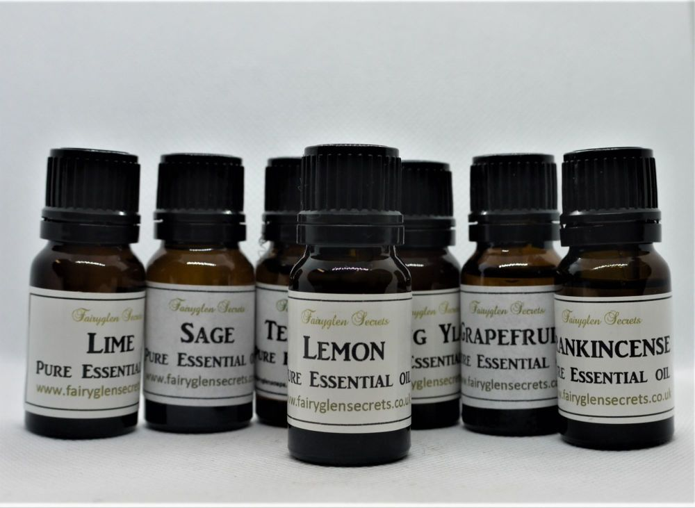 10ml Lemon pure essential oil