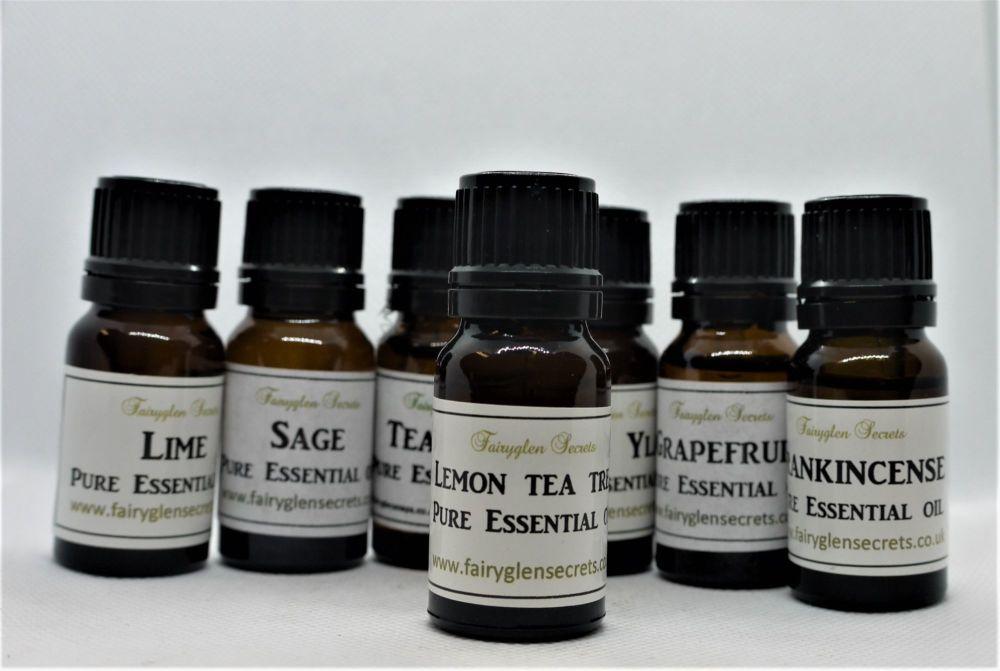10ml Lemon Tea Tree Pure Essential Oil