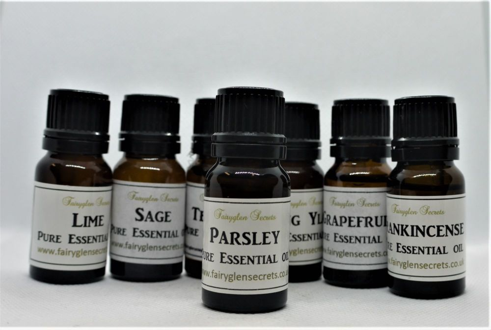 10ml Parsley Pure Essential Oil