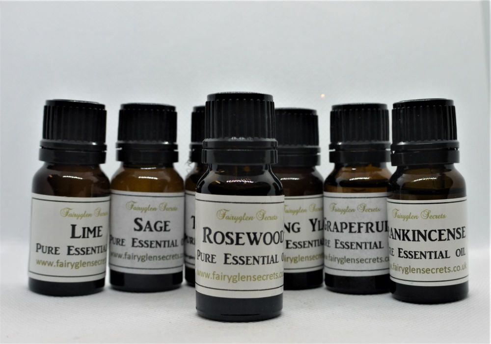 10ml Rosewood pure essential oil