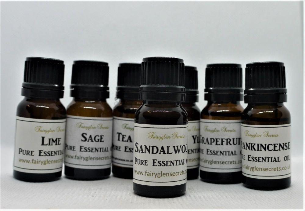10ml Sandlewood pure essential oil