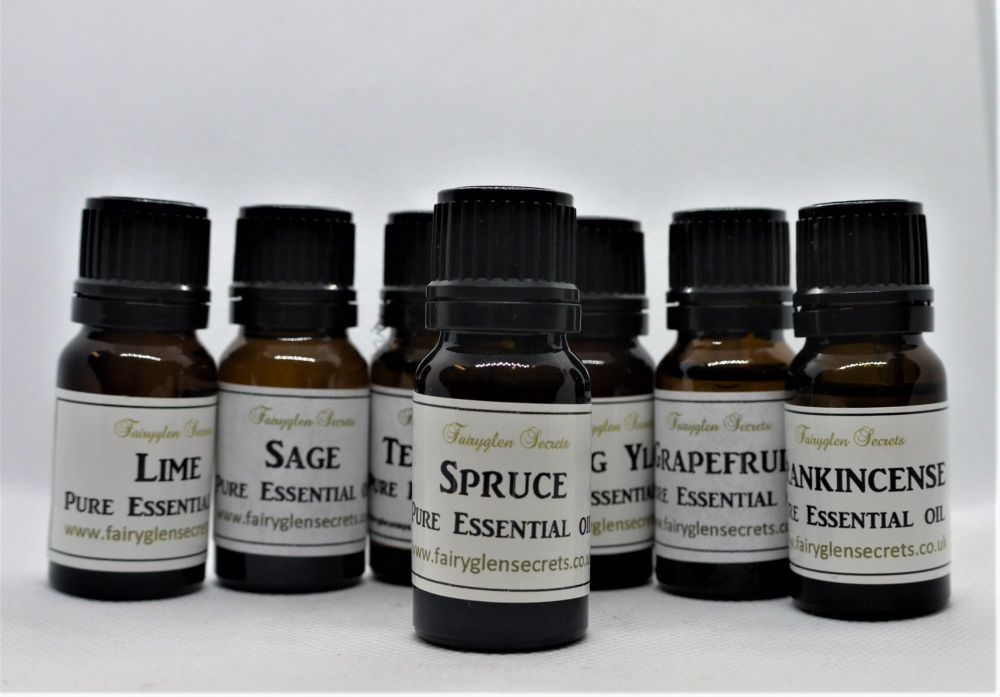 10ml Spruce Pure Essential oil