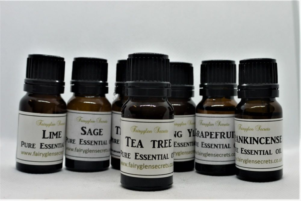 10ml Tea tree pure essential oil