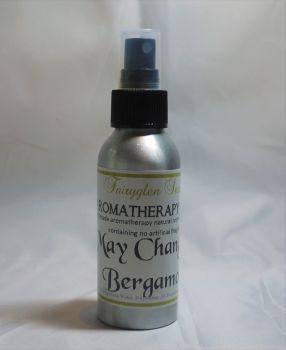 Essential Oil Mist - May Chang & Bergamot