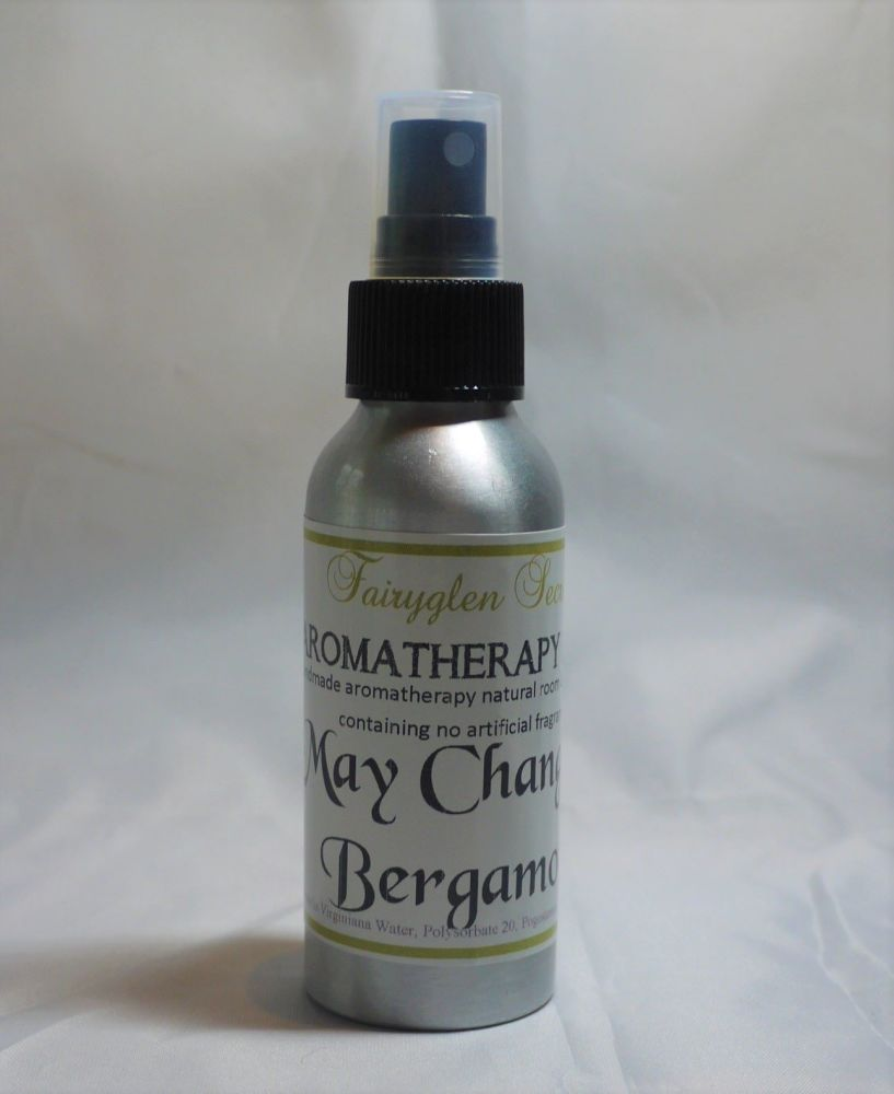 Essential Oil Mist - May Chang & Bergamot