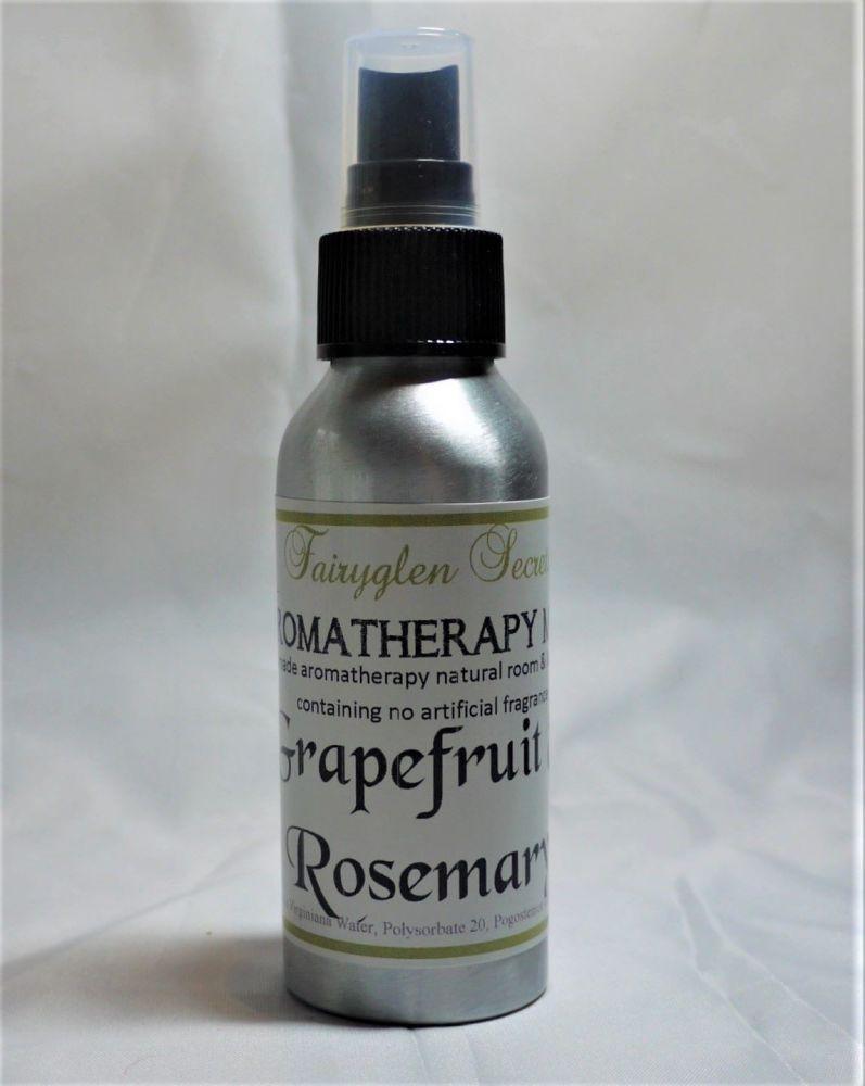 Essential Oil Mist - Grapefruit & Rosemary