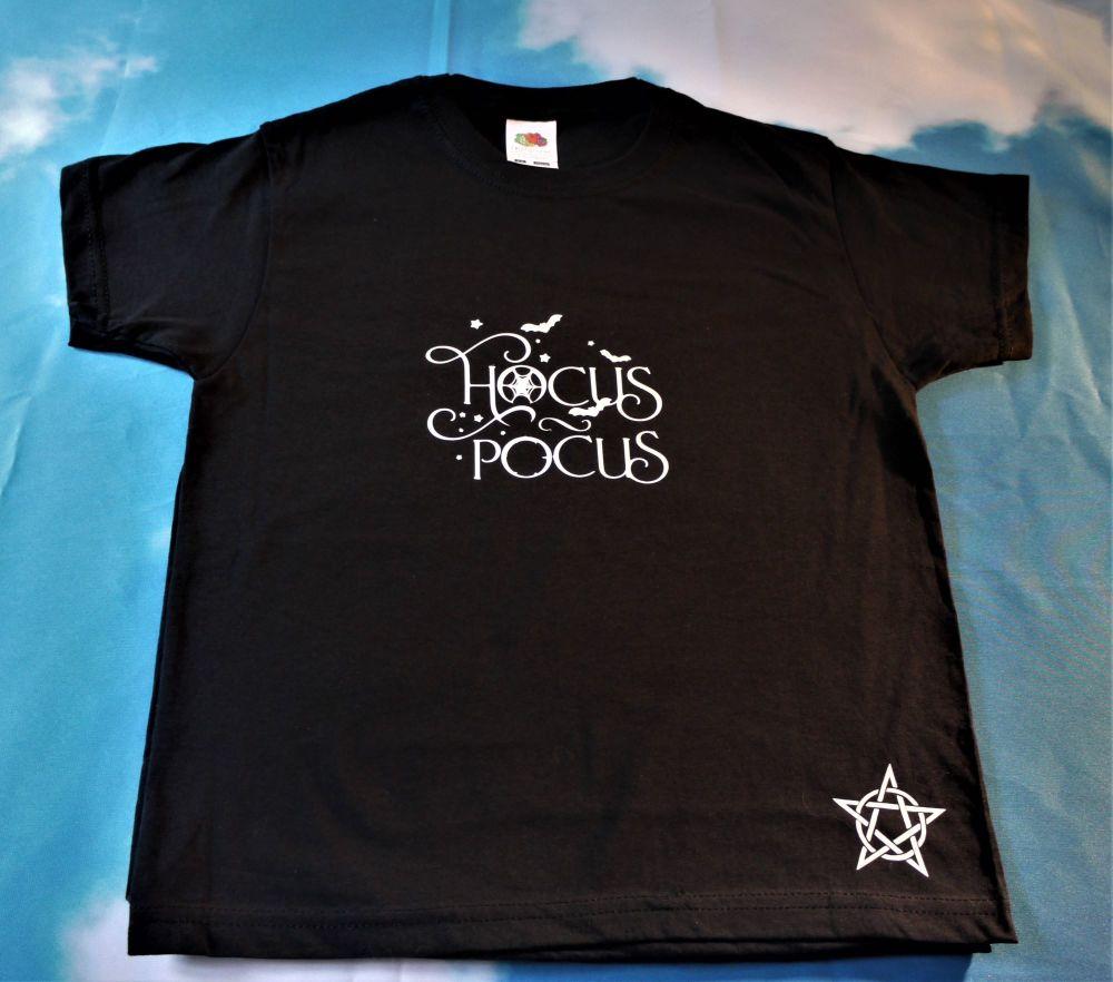 Hocus Pocus Childrens T'Shirt