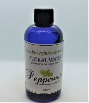Floral Water Peppermint