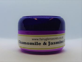 "Body cream "" Chamomile & Jasmine"""