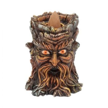 Aged Oak Backflow Burner