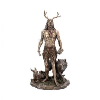 Herne and animals