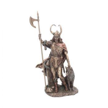 Loki - Norse Trickster God 35cm